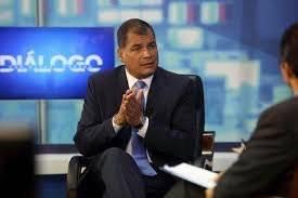 """Rafael Correa es el nuevo director de la revista académica """"Propuestas para el Desarrollo"""" RT"""