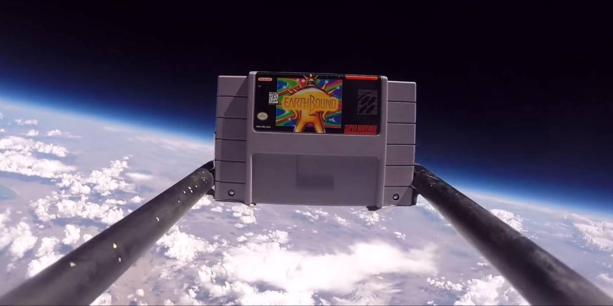 Video Earthbound espacio