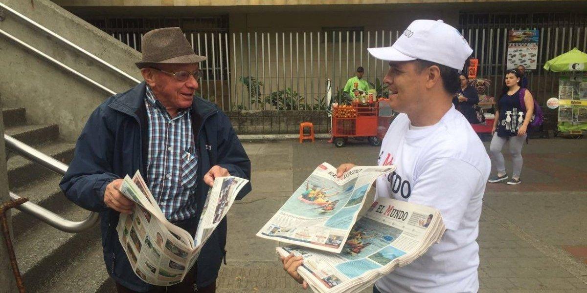 El periódico El Mundo de Medellín dejará de circular como diario gratuito