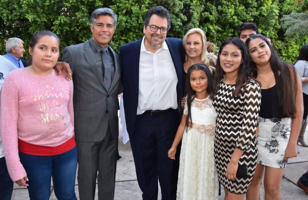Gala benéfica niños inmigrantes