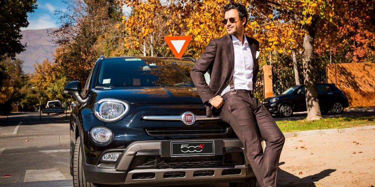 Fiat suma a Marcelo Marocchino como nuevo rostro de la marca