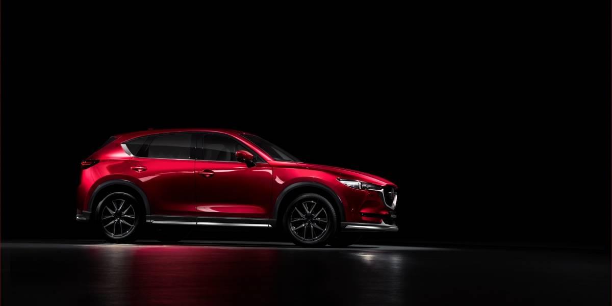 El CX-5 de Mazda incorpora mejora en su motor diésel
