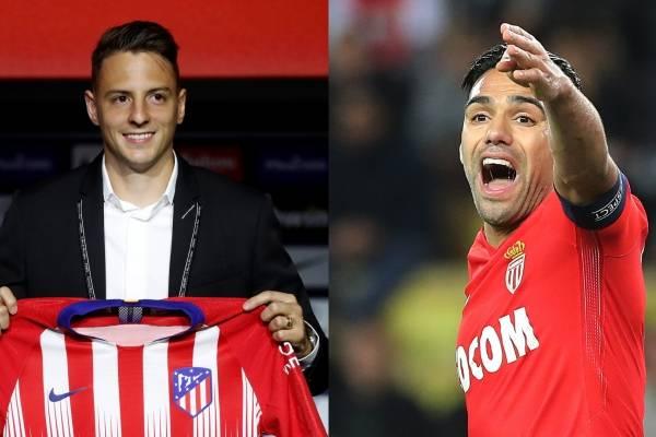 Falcao convenció a Santiago Arias para su llegada al Atlético