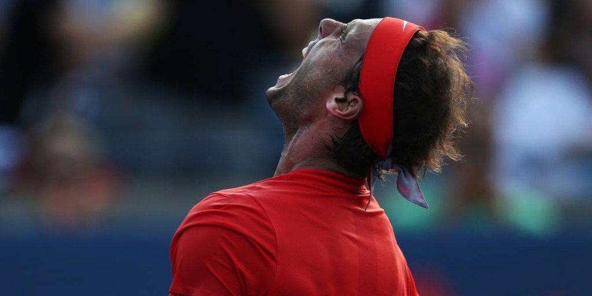 Nadal se guarda tras ganar Toronto y anuncia que no jugará Cincinnati