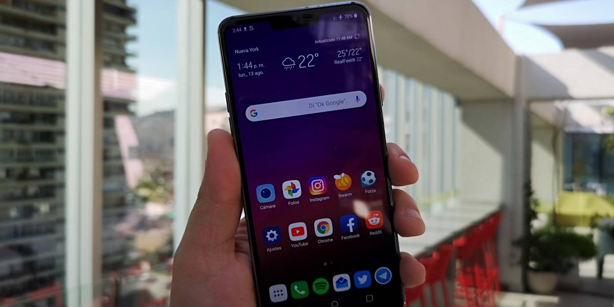 Trucos nuevos para convencer: Review del LG G7 ThinQ [FW Labs]