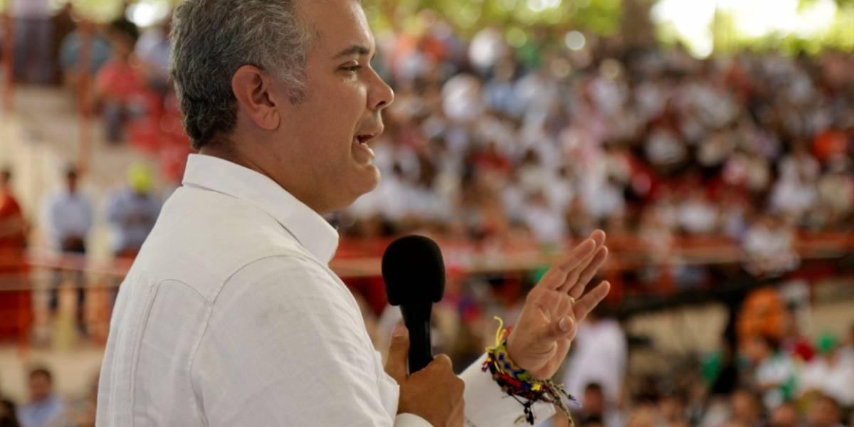Duque nombra a abogado y filósofo Miguel Ceballos alto comisionado de Paz