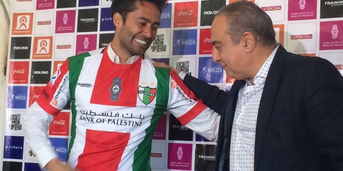 """Luis Jiménez se confiesa en su regreso a Chile: """"No me arrepiento de las decisiones que tomé"""""""