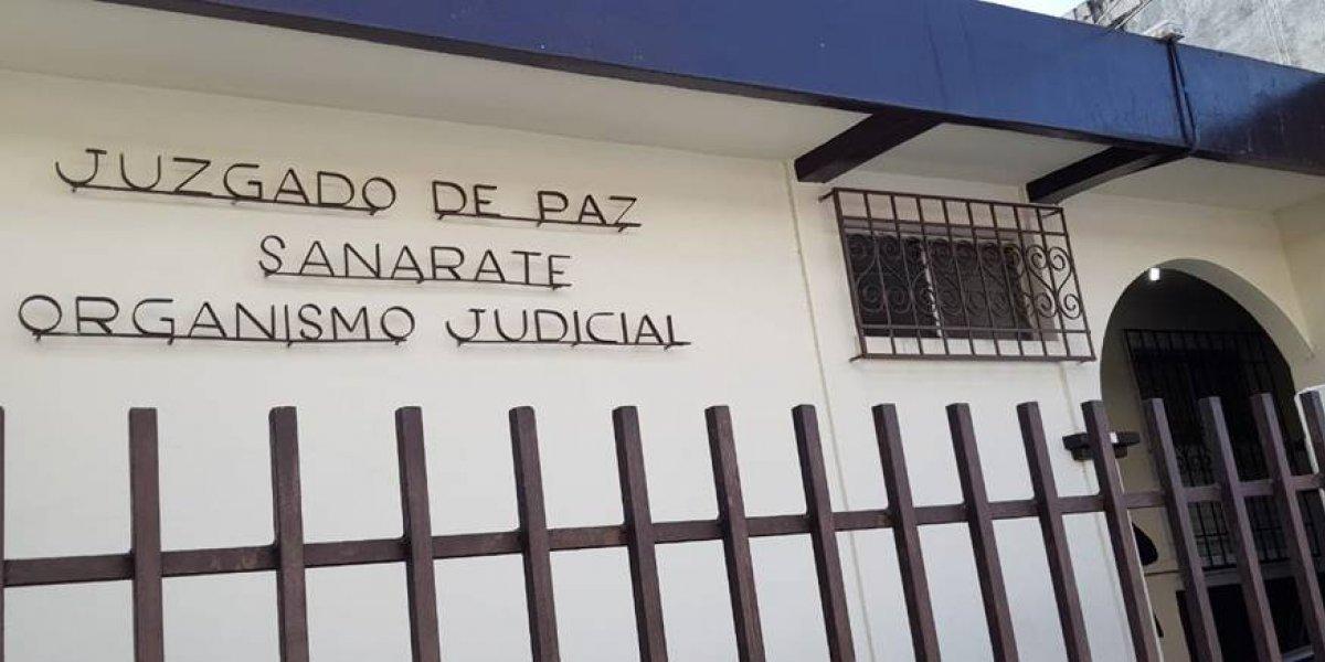 Remodelan Juzgados de Paz de El Progreso con paneles solares