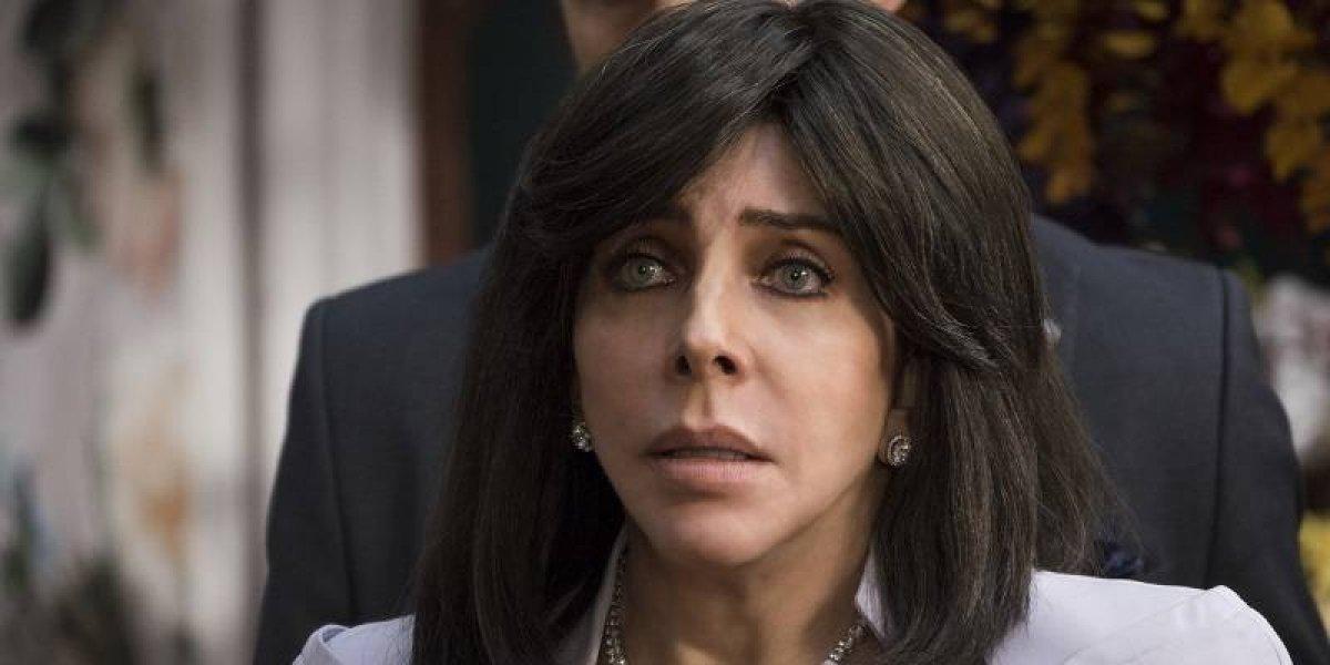 """Verónica Castro: """"Tengo mucha expectativa, nervios y miedo"""""""