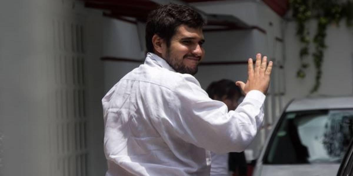 #Política Confidencial: Daniel Asaf, el gran amigo del hijo de AMLO