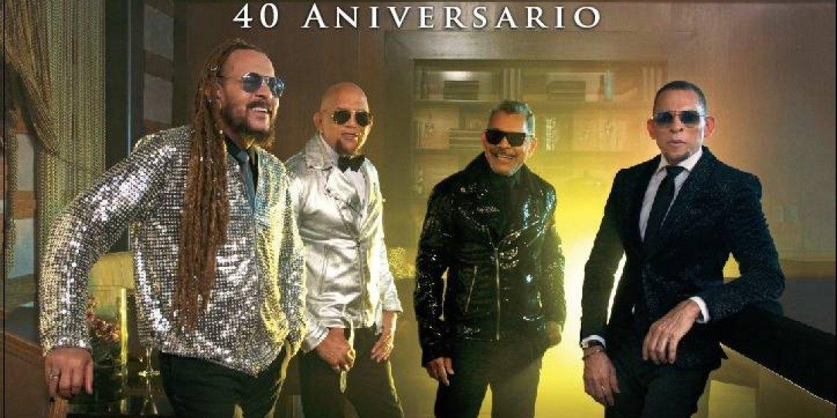 """""""La Dinastía Rosario 40 Aniversario"""" será presentado el sábado 6 de octubre"""