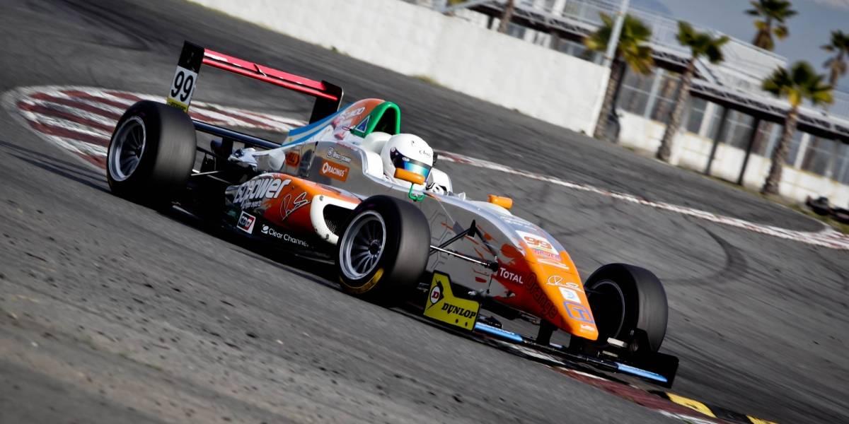Martín Scuncio empieza a hacer diferencias en la Fórmula Total