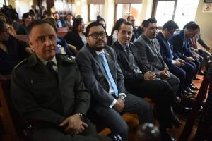 Ministros apoyan a Jovel