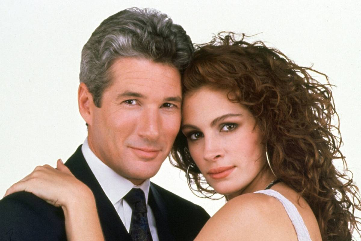 Richard gere julia roberts dating
