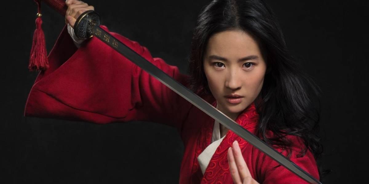Disney comparte la primera imagen de la película live-action de Mulan