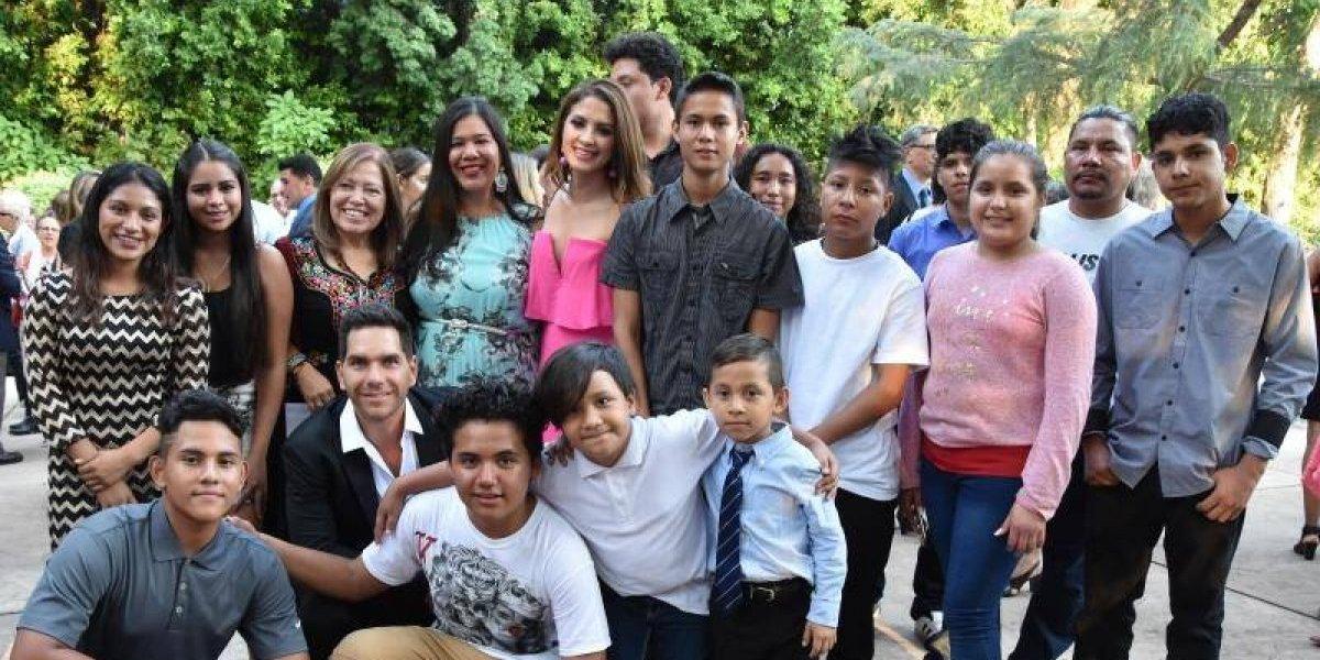 Estrellas de Hollywood se unen a favor de los niños inmigrantes centroamericanos