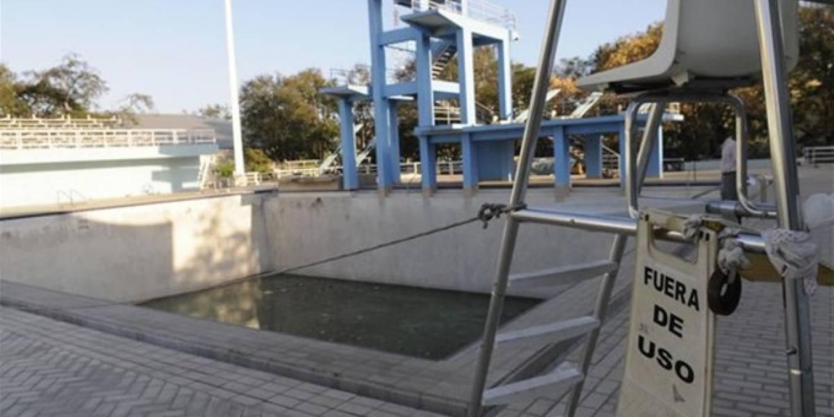 Complejo Acuático cerrará piscinas por reparaciones