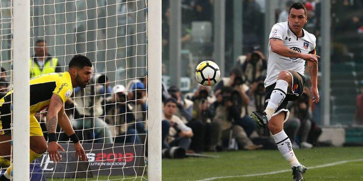 A este ritmo, Esteban Paredes igualaría el récord del Chamaco Valdés contra...
