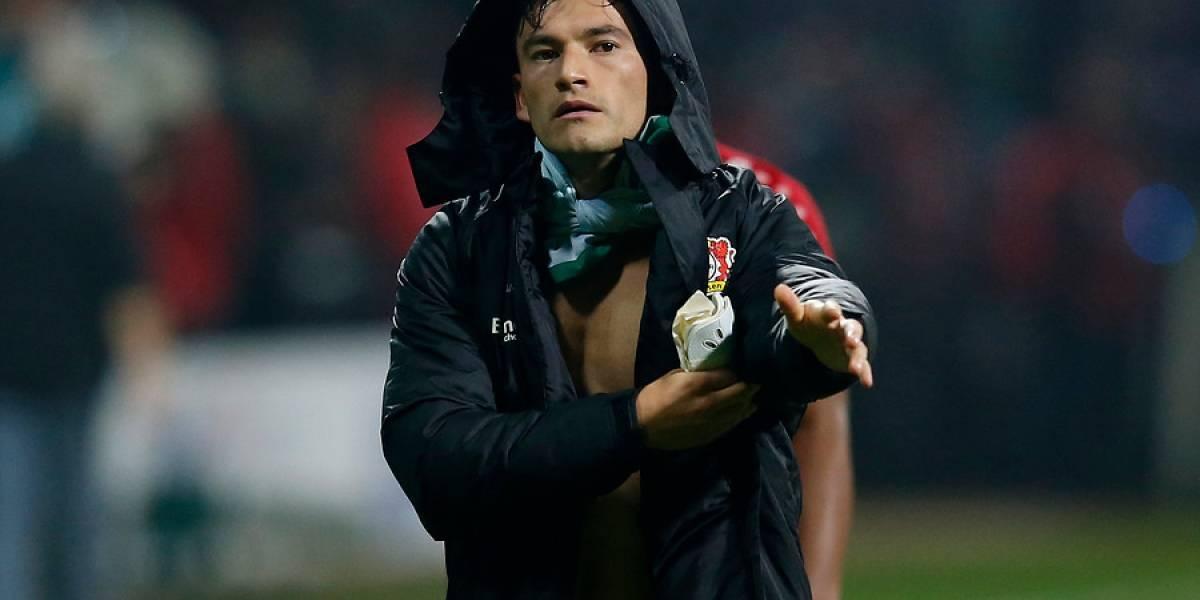 """DT del Leverkusen revela complicado presente de Charles Aránguiz: """"Está deprimido y frustrado"""""""