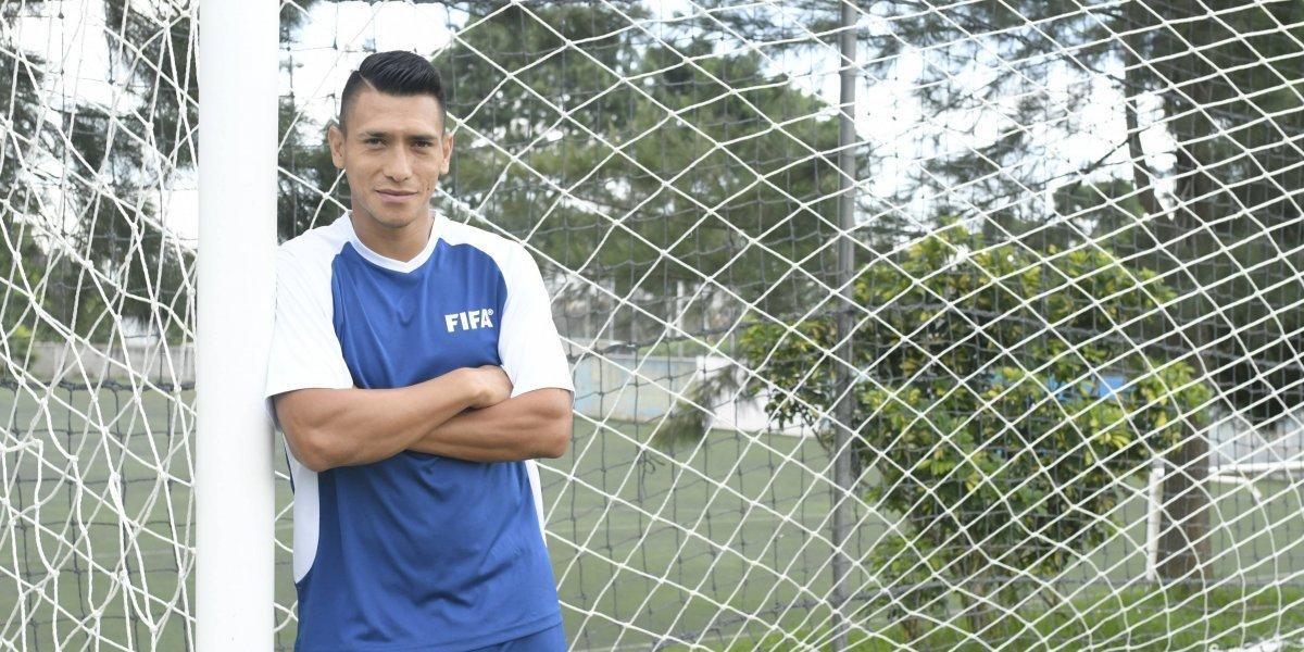Rafael Morales es el defensa con más experiencia en la nueva Selección Nacional