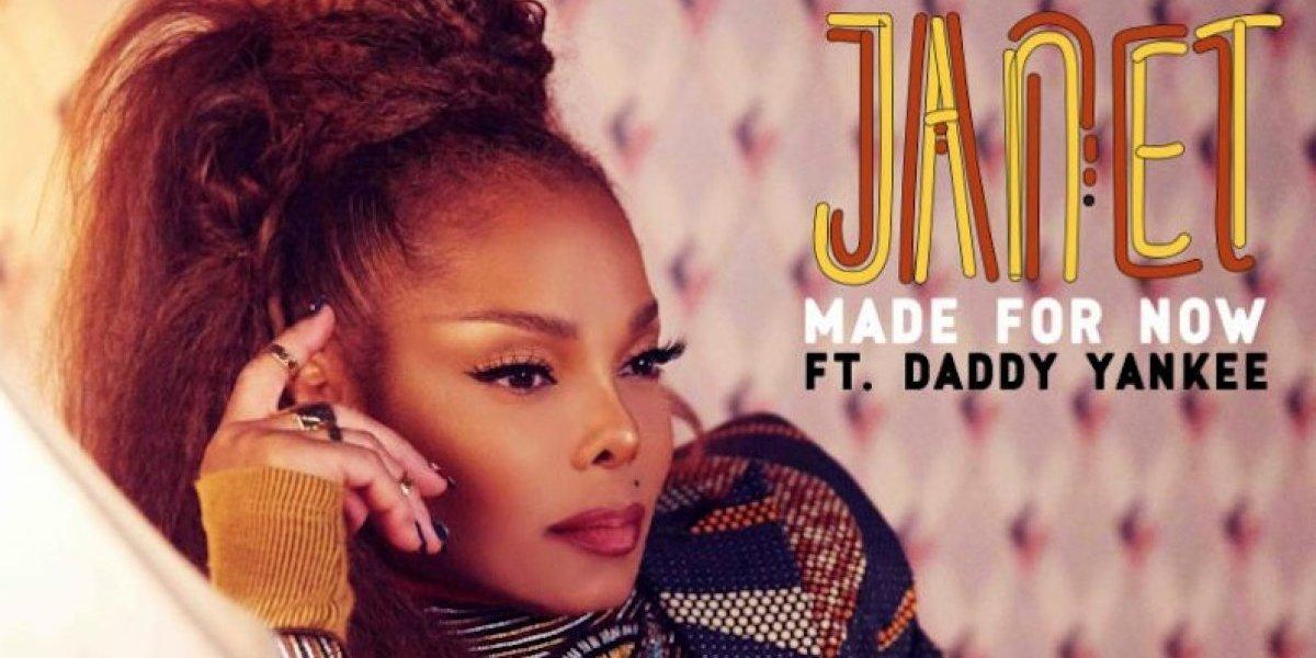 Janet Jackson estrenará canción con Daddy Yankee
