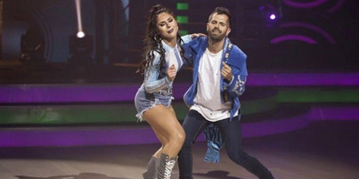 """Concursante de """"Mira quien baila"""" explota contra el programa"""