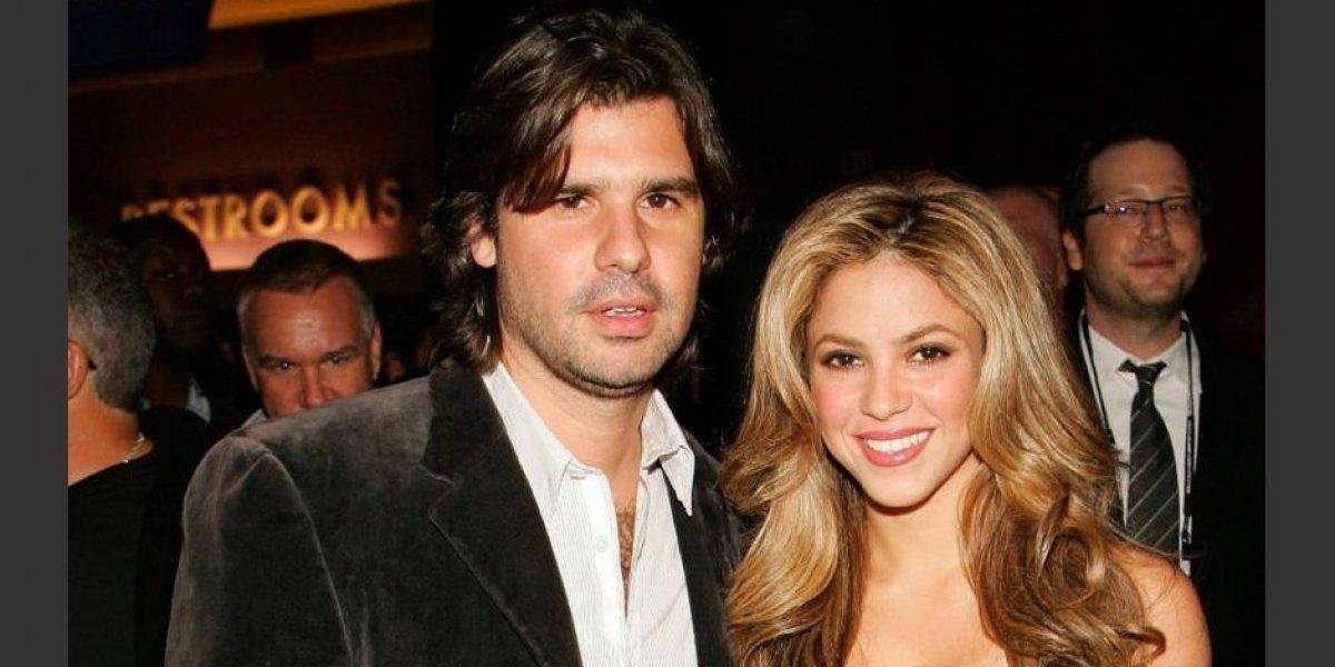Por error, Shakira revela que le fue infiel a Antonio de la Rúa