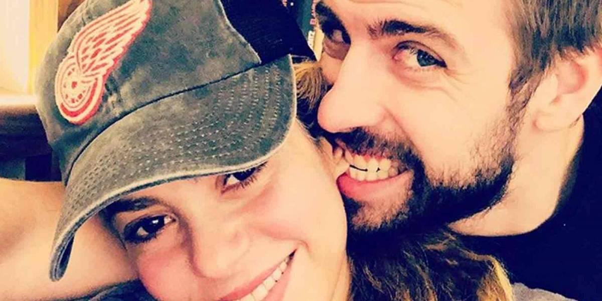 Sin querer, Shakira confesó que le fue infiel a Antonio de la Rúa
