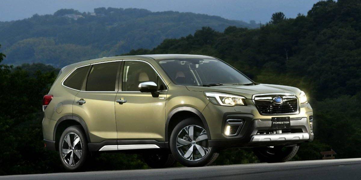Subaru remece el segmento SUV con el renovado Forester