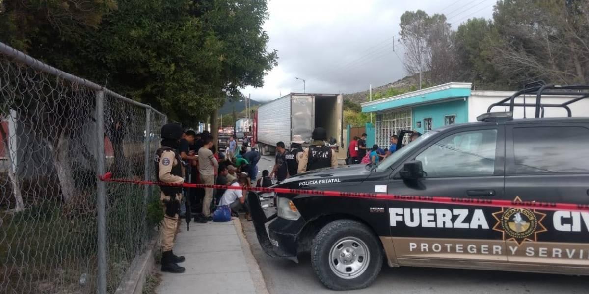 'Polleros' detenidos en Nuevo León cobraban hasta 7 mil 500 dólares a indocumentados