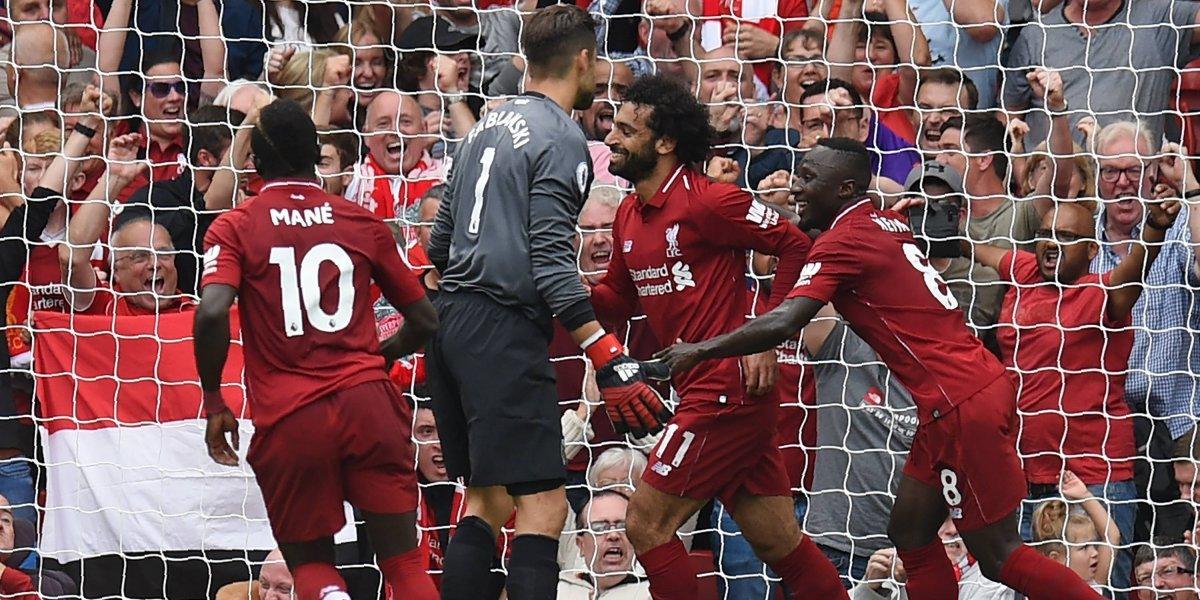 El Liverpool denuncia ante la policía a una de sus figuras