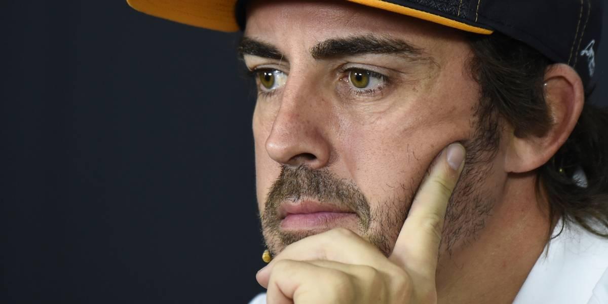 Fernando Alonso le dirá adiós a la Fórmula 1