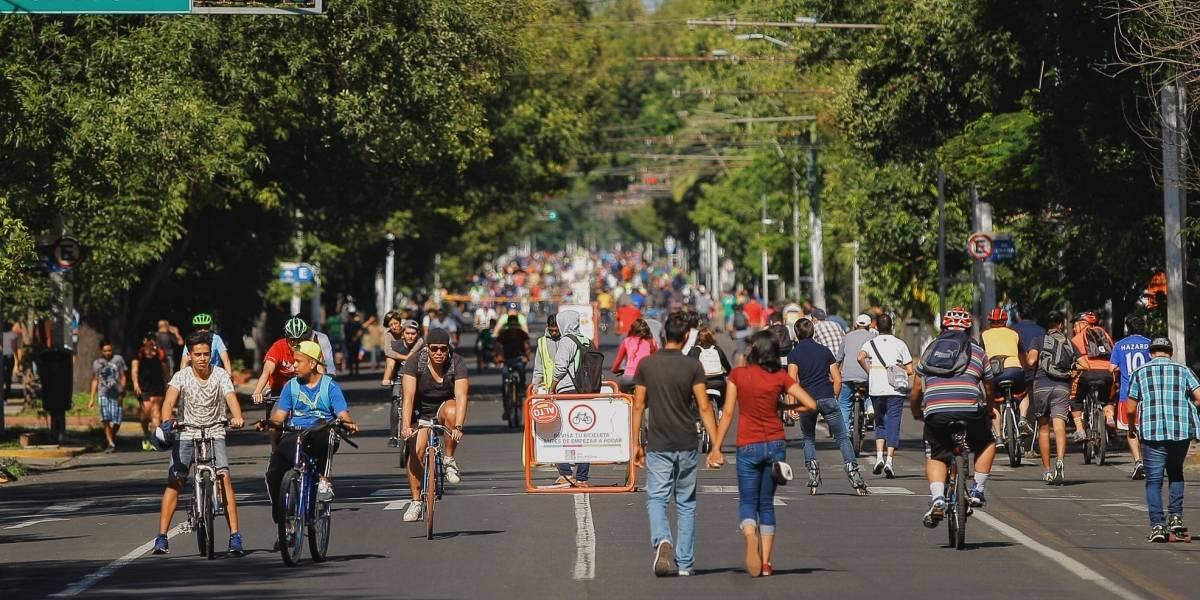 Aprueban extender la Vía Recreactiva al sur de Guadalajara
