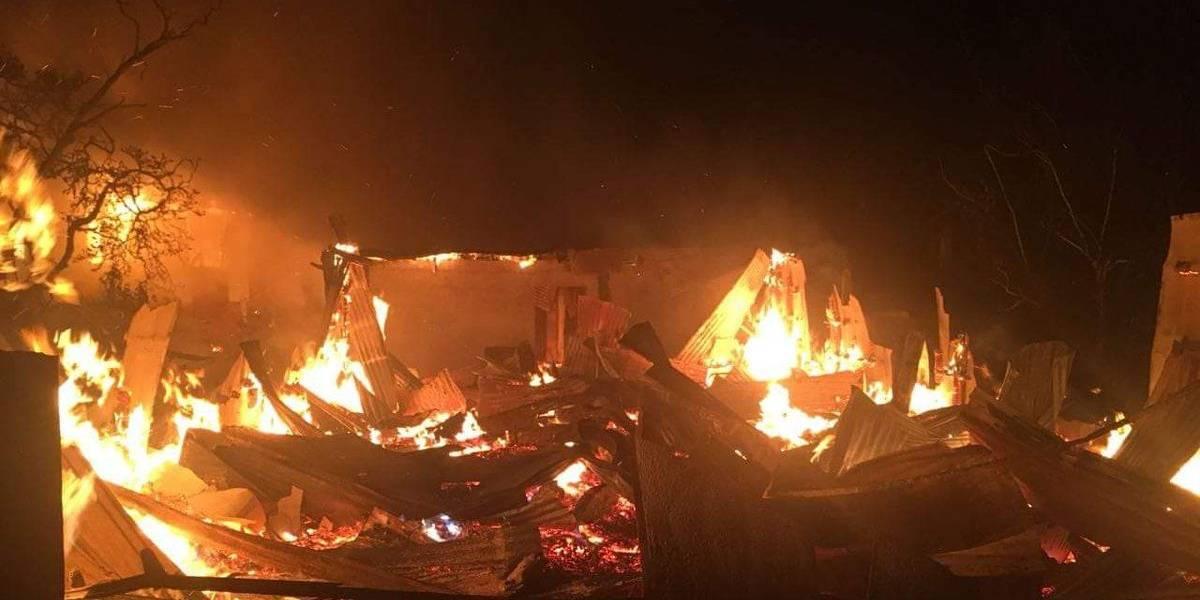 Tragedia en Chiguayante: incendio destruye casa de reposo y deja 10 mujeres fallecidas