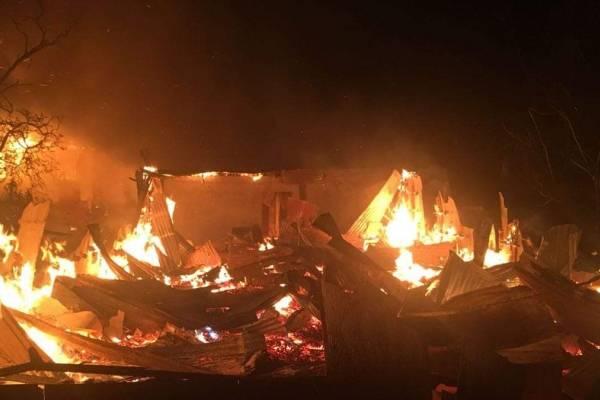 incendio Chiguayante