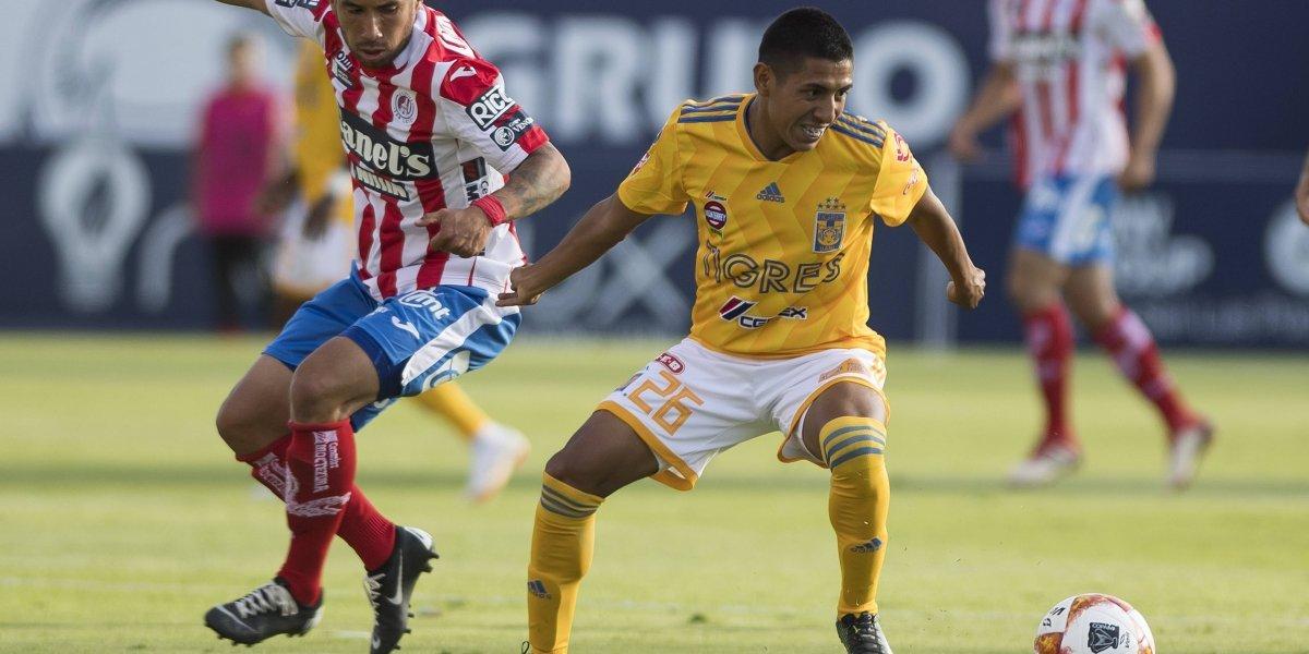 (Video) Gol de Valencia en la victoria de Tigres