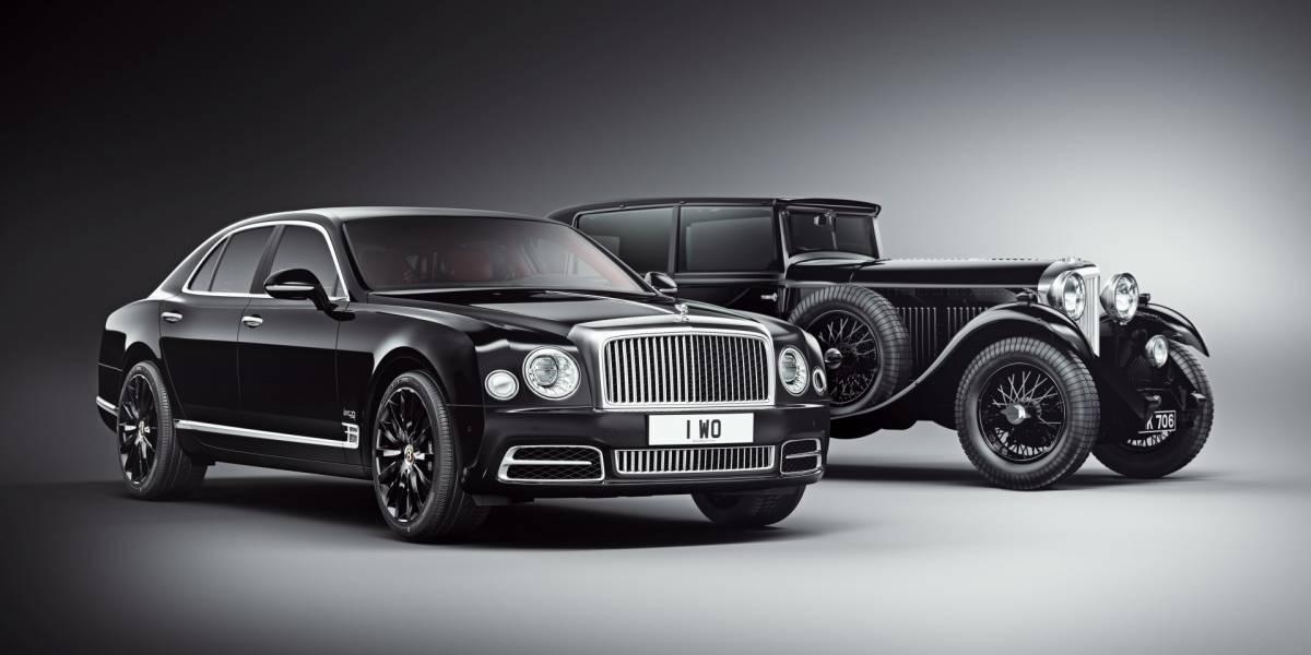 Bentley anticipa la celebración de su centenario