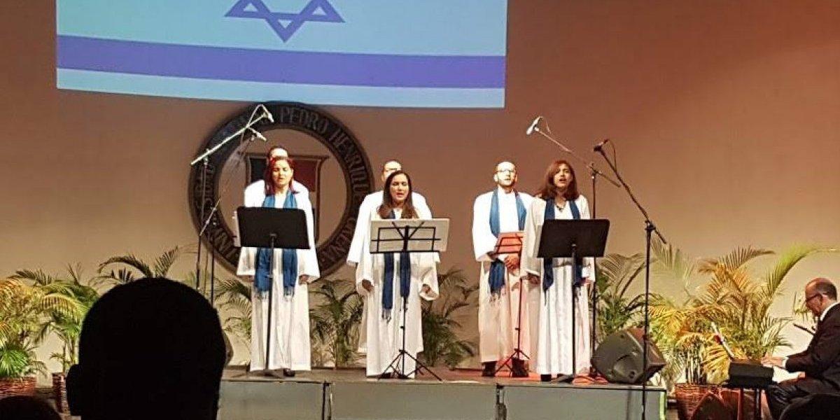 """""""Zemer Israelí"""": Emotivo y memorable recital en hebreo"""