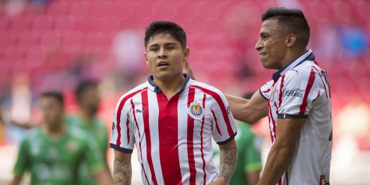 Chivas sufre para imponerse sobre los Alebrijes en la Copa MX