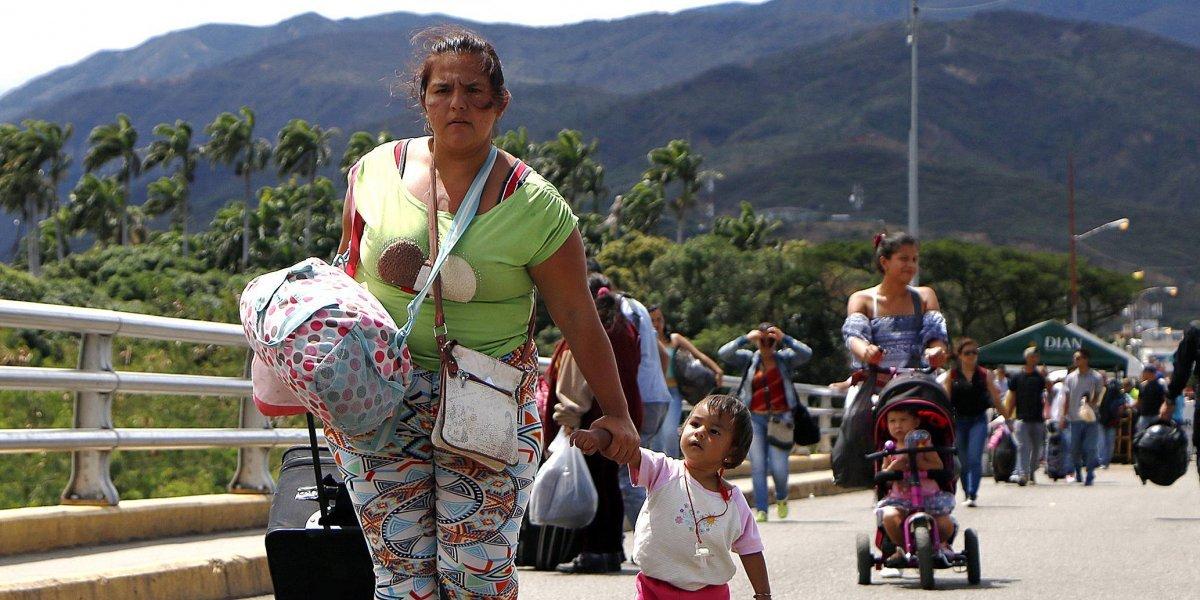 La ONU dice que 2,3 millones de venezolanos han dejado el país por la crisis