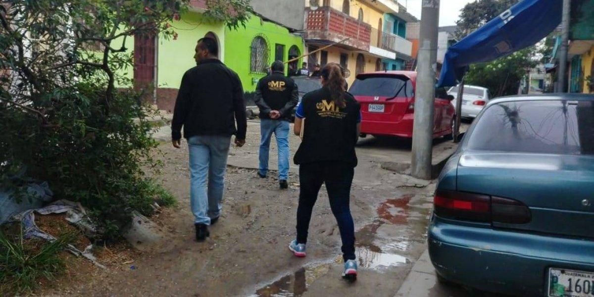 Buscan desarticular grupo de sicarios y extorsionistas que opera en Villa Nueva y la capital