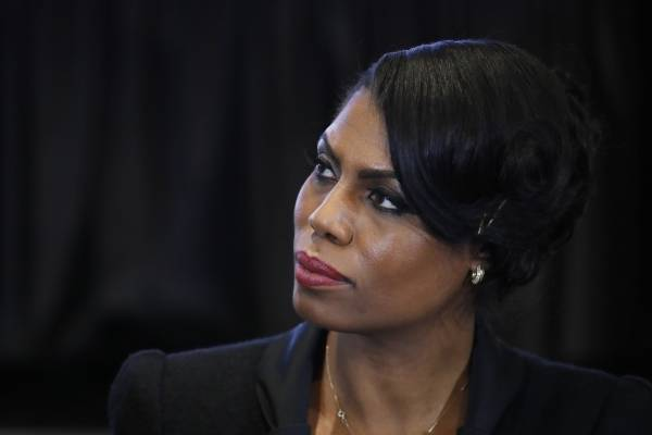 Omarosa Manigault-Newman, exasesora de la Casa Blanca. / Foto: AP