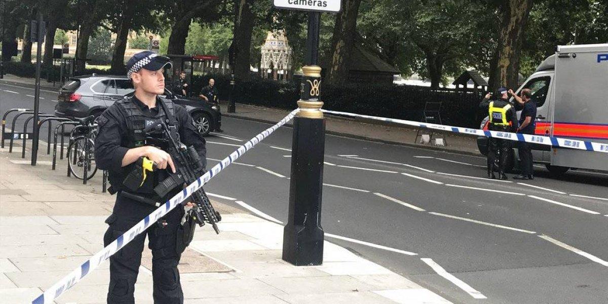 Policía de Londres: ataque ante el Parlamento fue planificado