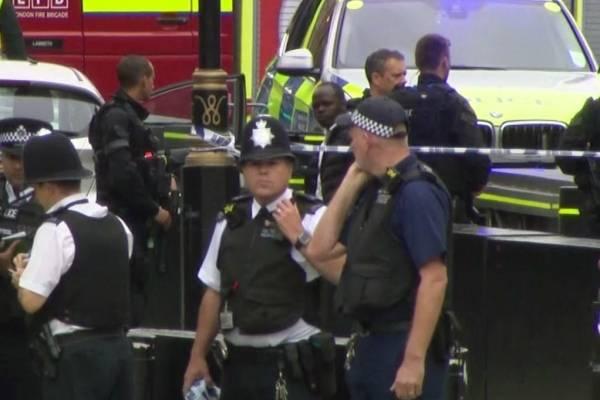atentado Londres auto