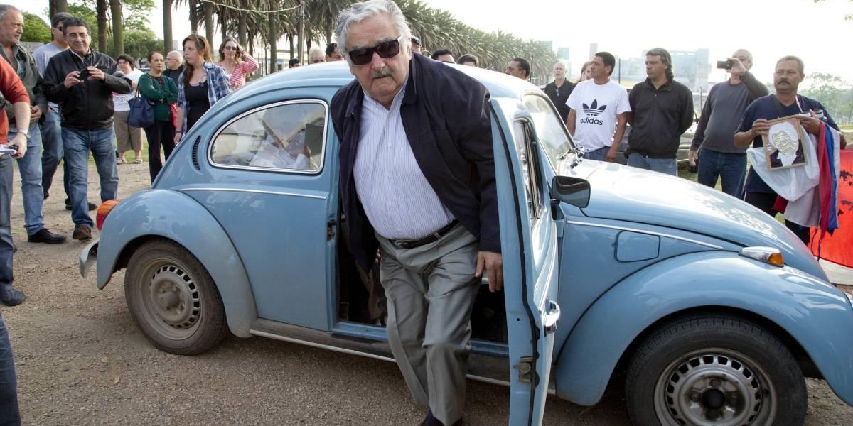 José Mujica renuncia a su cargo como senador en Uruguay