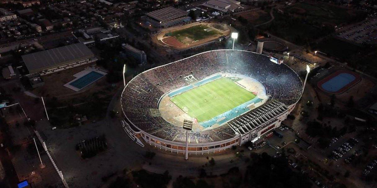 El Estadio Nacional será el escenario de la inédita final de la Copa Libertadores 2019