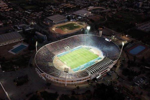 El Estadio Nacional será el primer recinto en recibir la final a partido único en la historia de la Copa Libertadores / Foto: Agencia UNO