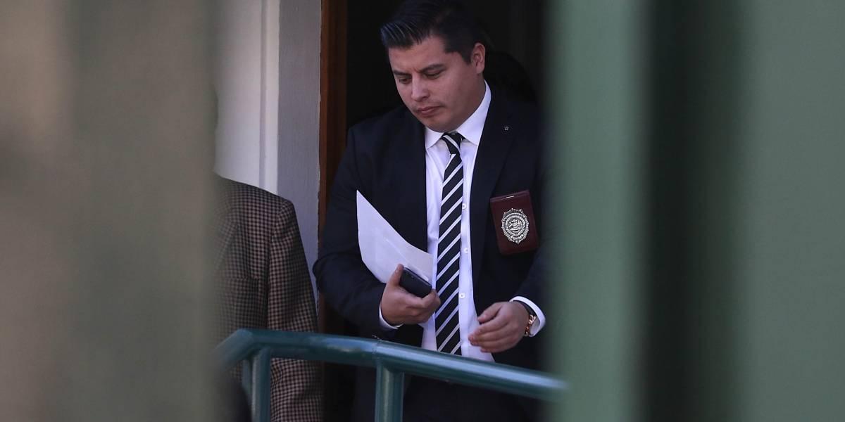 Ahora fue el turno del Colegio Alonso de Ercilla: fiscalía realiza tercer allanamiento de la jornada por casos de abusos