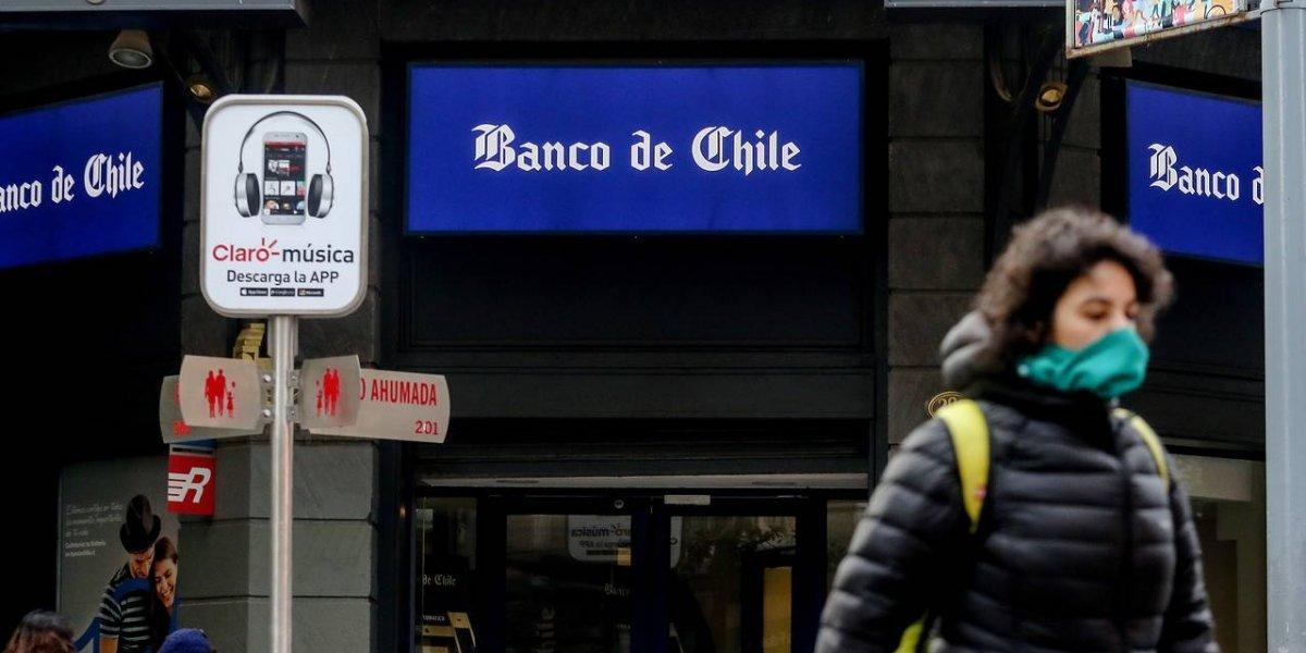 Comienza pago de compensaciones de hasta $2,5 millones por cobros indebidos de Banco de Chile
