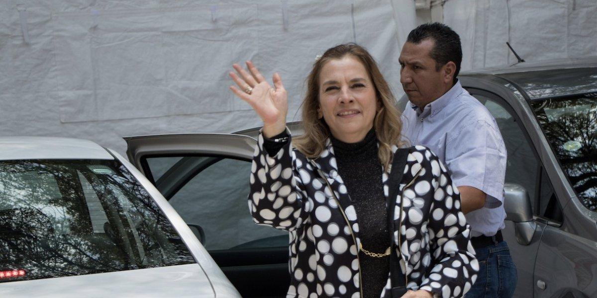 Beatriz Gutiérrez recuerda hazaña de Niños Héroes y héroes anónimos